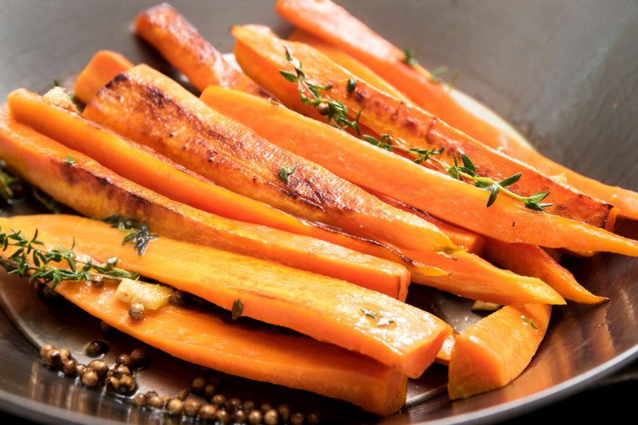 carottes recettes