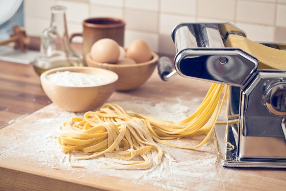 faire des pâtes fraîches maison