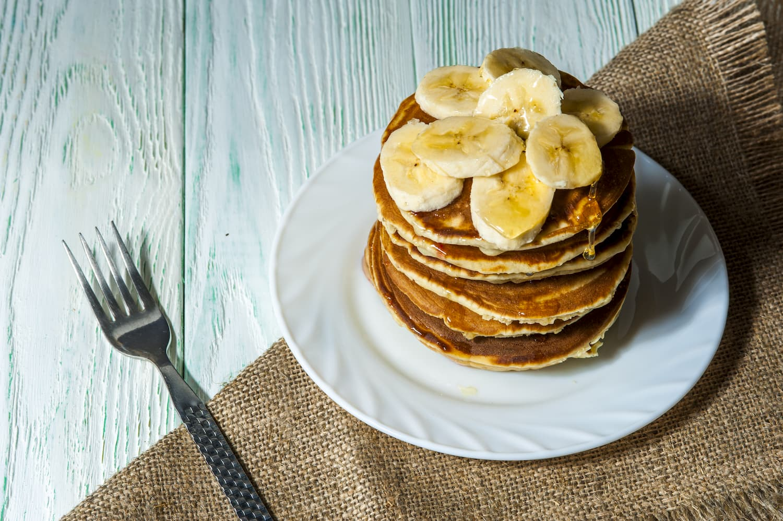 pâte a pancakes facile