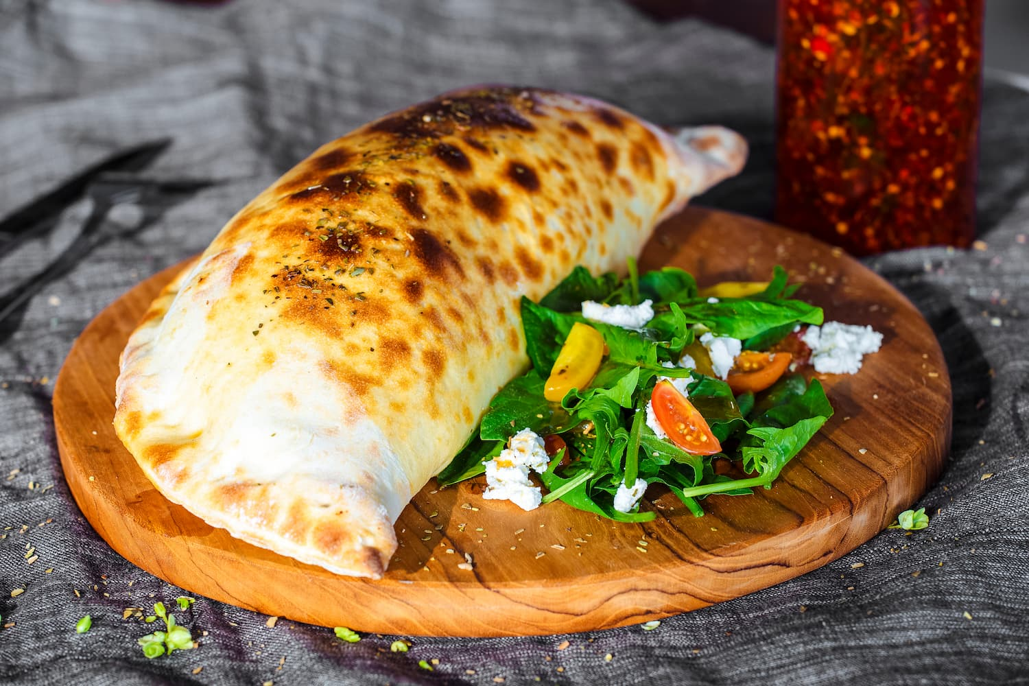 recette calzone