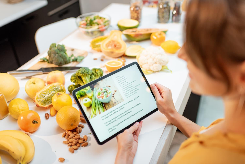 meilleure tablette de cuisine