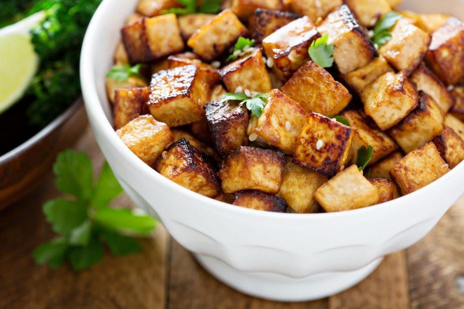 cuisiner le tofu